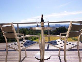 The Ultimate Wine Country Getaway, Best Willamette Valley Views, Self Check In