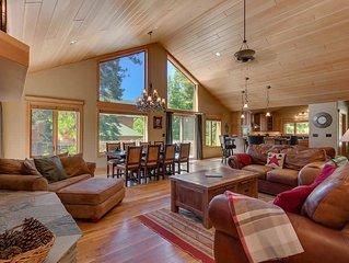 Golden Bear Lodge - Shuffleboard, Arcade, Pool Table, Hot Tub, Spa, Grill, Wifi