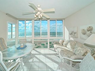 Beach Front Sophistication and Comfort, 3rd Floor, Free Boat Docks & WiFi