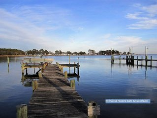 360 Degrees Water Views, Hoopers Island Vacation Studio Apartment, Fishing Creek
