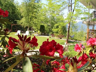 Buchannon Suite - Selah Retreat B&B - 'Defining Tranquility, Beauty and Excellen