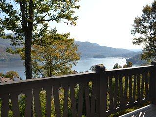 Entire Condo - Stunning View on Lake Tremblant & Mountain