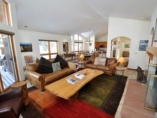 Spacious and Beautiful Home #3827 in East Vail