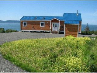 Million Dollar View Cottages, Kahuna Cottage- Parrsboro, Nova Scotia