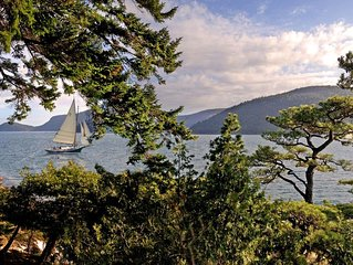 Northeast Harbor, Somes Sound Waterfront, Acadia National Park