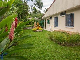 Quiet 3BR Home near Puerto Viejo