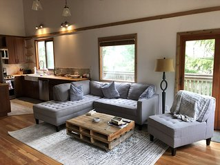 Secluded home away from home in the heart of Whistler