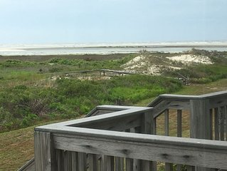 Pelican Point Unobstructed Beach Views Beach Access out back door!