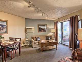 Why rent a room, when you can stay in  suite 105 in downtown Charlevoix?