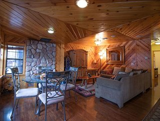 Need a Scenery Change? Relax or WFH in the mtns!