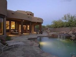 CUSTOM RESIDENCE IN THE BOULDERS 3 PRIVATE SUITES