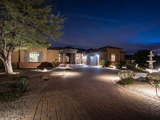 Scottsdale Luxury  Home, Prime Scottsdale Location. (ECOS Earth Friendly)