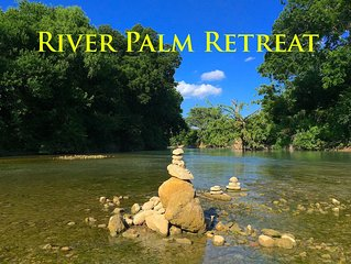 San Marcos River - Family Friendly Home - Easy River Access for Kids