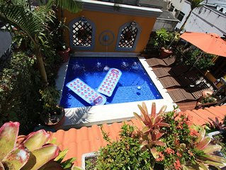 The Villa in Copacabana - 6 + 3 bedrooms and private pool