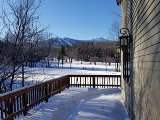 Large Custom Home on Killington Golf Course with Spectacular Views of Killington