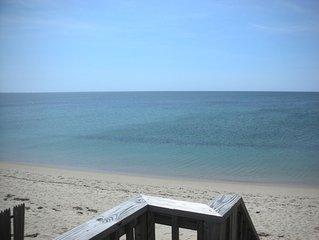 Beachfront Truro Getaway