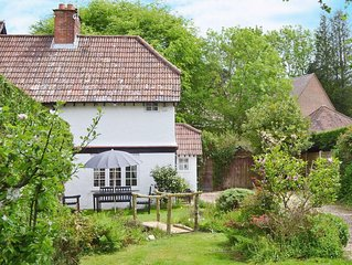 Beautiful Country Cottage in Burley -  the Heart of the New Forest National Park