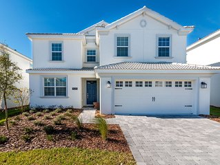 Brand new 6 bedroom single family in the exclusive ChampionsGate Golf