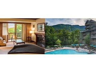 #347 | Studio |The Maple | 3rd Floor Pool & Mountain Views