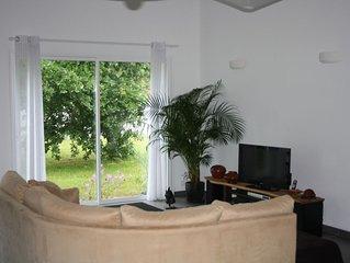 Apartamento 77m2 con 2 hab. y jardin