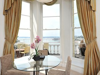 8 Astor House - premier one bed apartment with stunning uninterrupted sea views