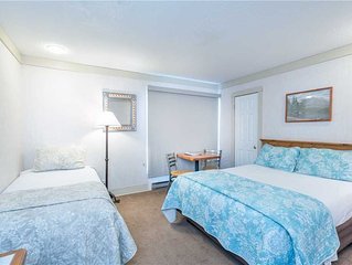 Flexible Cancellations - Mountainside Inn Hotel Room With Kitchenette