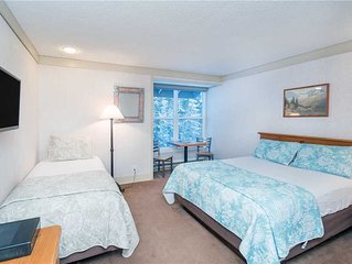 Flexible Cancellations - Mountainside Inn Room With Kitchenette