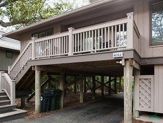 Premier 3 bedroom 2 bathroom Night Heron Cottage - Resort Privileges