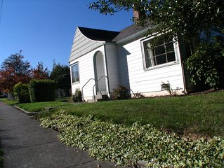 A Charming 1940 traditional home in the heart of Port Angeles.