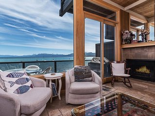 Star Harbor # 15: 4 BR / 3 BA condo/townhouse in Tahoe City, Sleeps 8