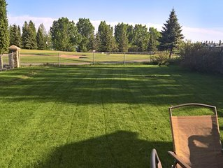 Whole House in Golf Course By West Edmonton Mall, Great View, Great Location!