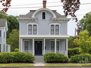1879 Beautiful Victorian home in the heart of Greenport, New York