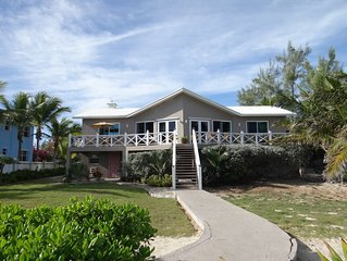 Ocean Front House on Beautiful Beach with Breathtaking Views!