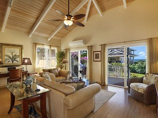 Luxury Ocean Vista Home..Miles of Beach, Sunsets - NEW CENTRAL AIR - TVNCU #1076