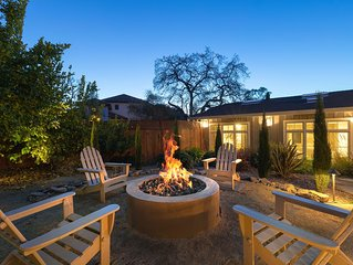 New Home for Family and Friends Near Downtown Napa - 5BDRs