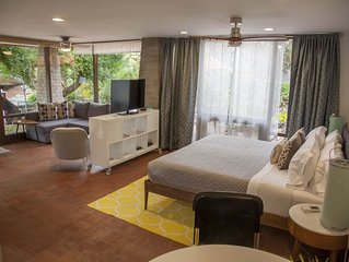 Studio Guesthouse In Resort Setting