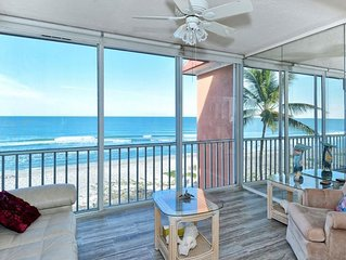 Direct Gulf View from 3rd Floor with New Furnishings, Free Boat Docks & WiFi