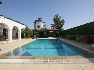 Villa Vincent Alsancak