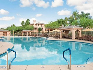 Two Bedroom at Scottsdale Links Resort, Scottsdale, AZ