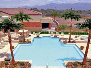 One Bedroom at Varsity Clubs of America-Tucson Chapter, AZ