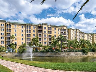 Close to Disney~Two Bdrm Condo-Mystic Dunes Resort