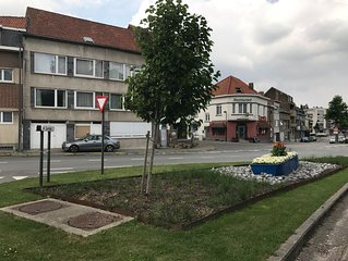 ZAVENTEM BRUSSELS  AIRPORT APPARTMENT2 -10 Mins WALK TO THE AIRPORT.