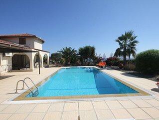 Caretta Caretta Villa with Sea Views