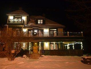 Luxury Jay Peak Mansion