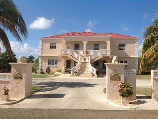 Peaceful retreat located in Stoney Ground, minutes from Historic Frederiksted.