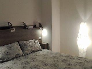 Casa Giouk appartamento bivano al piano terra uso esclusivo centro Cagliari