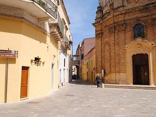 Loft 'Lo Scrigno'. centro storico, Nardo.