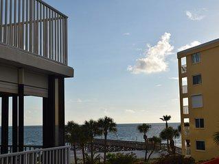 Gorgeous Beach Front Getaway # 212 - Summer specials!!!