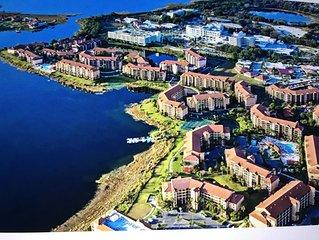 Luxury Resort Room Near Orlando Major Theme Parks: DIsney, Universal, Sea World