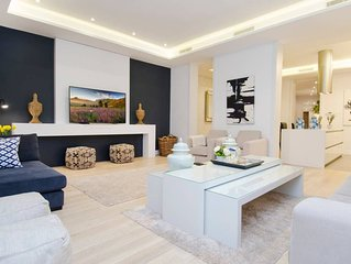 2 Lux brand new apt in the golden mile of Madrid 2